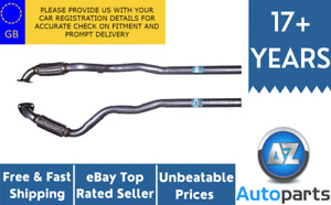 For Vauxhall Astra G Zafira 1.4 1.6 98-05 Front Exhaust Flexi Pipe -EGM427