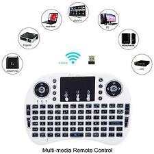 New Wireless Backlight 2.4GHz Mini i8 Keyboard Keyboard Remote Control Touchpad