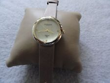 Akribos Swiss Quartz Diamond Dial Ladies Watch