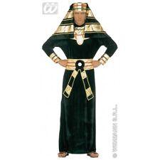 CARNEVALE COSTUME VESTITO FARAONE EGIZIANO UOMO TAGLIA  L