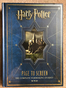 Harry Potter - Page to Screen: The Complete Filmmaking Journey by Bob McCabe...