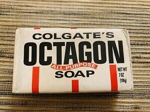Colgate 7 oz Octagon All Purpose Laundry Bar Soap