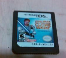 Star Wars: The Clone Wars  (Nintendo DS, 2008) nds dsi