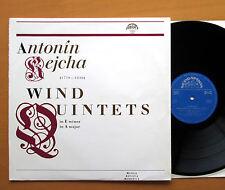 Rejcha Wind Quintets Musica Antique Bohemica 1965 EX/EX Supraphon 59663 Stereo