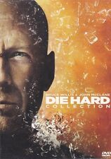 5 Dvd Box Cofanetto **DIE HARD COLLECTION**con Bruce Willis nuovo sigillato