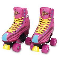 Soy Luna Disney Roller Skates Training Original TV Series Size 34-35 3 23 Yellow