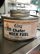 4 Hour Chafer Wick Fuel 1pc