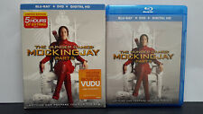 ** The Hunger Games: Mockingjay Part 2 (Blu-ray + DVD) - Free Shipping!