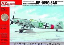 AZ Models 1/72 Messerschmitt Bf 109G-6AS Höhenjäger # 7507