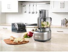 Cuisinart Gun Metal Gray Elemental 13-Cup Food Processor Dicing Kit Disc New