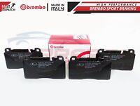 FOR AUDI A6 A7 Q5 SQ5 13- PORSCHE MACAN 14- FRONT GENUINE BREMBO BRAKE PADS