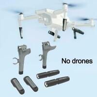 For DJI MAVIC Air 2 Drone Landing Gear Extension Leg w/LED Stand Protector Z7E9
