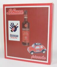 """Schuco Piccolo - Set """"Ramazzotti"""", Fiat 500, 1:90 - I372/B34"""