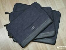"Decoded Denim Slim Sleeve 13"" Sleeve Case Black,Blue Notebook/ Laptop Bag/Case -"