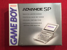 Brand New & Factory Sealed Nintendo Game Boy Advance SP Platinum System