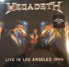 Megadeth - Live at Great Olympic Auditorium LA 1995 180g Import LP - SEALED NEW!