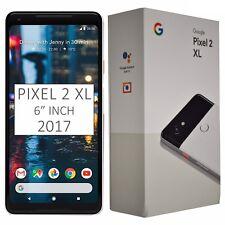 """NUOVO CON SCATOLA 6"""" Google Pixel 2 XL (2017) G011C 64GB Bianco Sbloccato Di Fabbrica 4G SIMFREE"""