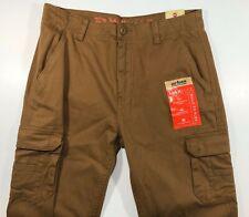 584dd39f66 Mens Cargo Pants Size 30 X 32 Brown Urban Pipeline Maxflex
