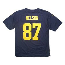 Jordy Nelson  Nike Green Bay Packers Game Day Youth Jersey XL *MINOR FLAWS