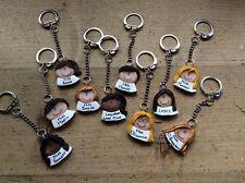 Personalised Teachers Gifts Keepsake Handmade Made On Order Thank You Keyring