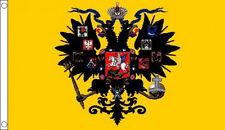 5' x 3' Russian Imperial Flag Russia Eagle Emperor Czar Standard USSR Banner