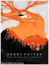 Harry Potter Chamber of Secrets Whomping Willow Hogwarts car art print poster
