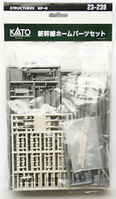 Kato 23-239 Grade-Up Parts Set for Shinkansen Platform (N scale)