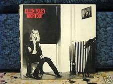 ELLEN FOLEY-NIGHTOUT-MINT 1979 VINILE 33 GIRI