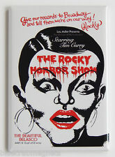 Rocky Horror Show (Broadway) Fridge Magnet (2 x 3 inches) theater movie poster