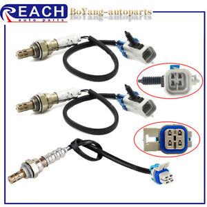3pcs Up+Downstream Oxygen Sensor For 2000-2002 Chevrolet Astro GMC Safari  4.3L