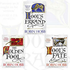 Robin Hobb - The Tawny Man Trilogy - 3 Books Collection Set | Robin Hobb NEW PB
