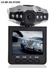 VIDEOCAMERA TELECAMERA PER AUTO HD DVR FULL HD MONITOR 2.4