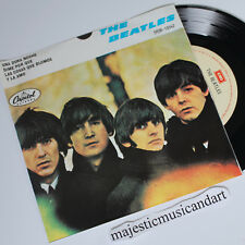 "THE BEATLES HARD DAYS NIGHT DURA DIA NOCHE EP 7"" VINYL EMI N.MINT VERY RARE"