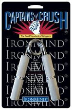 New Captains of Crush Hand Gripper #0.5 - (120 lb) Hand and Grip Strengthening