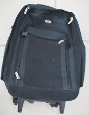 UMBRO Trolley Reisekoffer, Handgepäck Tasche mit 2 Rollen und Teleskop-Griff