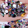Hot 3D Nail Art DIY Mixed Crystal Decoration Rhinestones Glitter Diamonds W