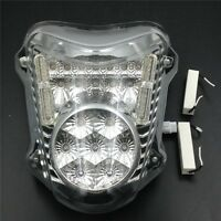 For Brake Tail lights For 2008-2012 Hayabusa GSX1300R Clear LED