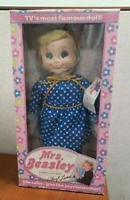 "2000 Talking Mrs. Beasley Vintage Collectible Doll ""Family Affair"" - New in Box"