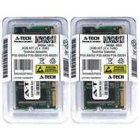 2GB KIT 2 x 1GB Toshiba Satellite P35-S6053 P35-S609 P35-S6091 Ram Memory