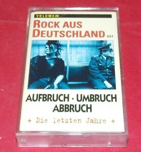 MC Rock aus Deutschland Ost Volume 20 - Aufbruch / Umbruch / Abbruch