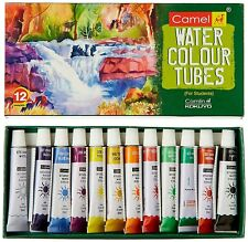 Camel Water Color Tube 12 Shades for students