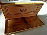 "D'Origine Box Pour Stylo-Plume Grand-Mère Solo Boîte Vintage "" Grand-Mère Pen"