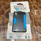New Speck 3-Credit Card/ID Holder Loot Lock Stick-on Wallet For Cell Phone