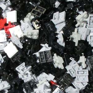 LEGO® - 500g-Packs - Car-Parts - 4488 - Platte, Modified 2 x 2 mit Rad Halter