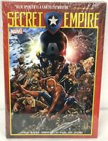 Secret Empire Captain America Nick Spencer Hydra Marvel HC Hardcover New Sealed