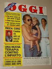 OGGI 1974/30=ROMANO GAZZERA=CLAUDIO BAGLIONI=PINO CARUSO=RICCARDO FELLINI=TENCO=