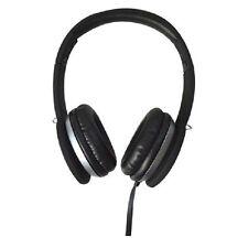 Maxell Super Style Headphones Inc Mic Black