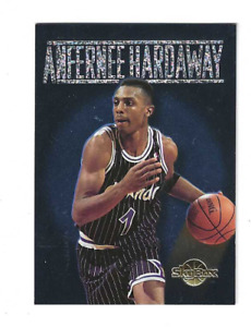 """ANFERNEE """" PENNY """" HARDAWAY 1994/1995 SKYBOX PREMIUM THE CENTER STAGE 1:72 $30"""