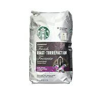 Starbucks French Roast Torrefaction DARK Whole Bean, 40 oz BB 04/2020