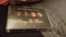Christmas Interpretations by Boyz II Men (Cassette, Oct-1993, Motown)